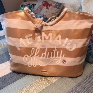 Spartina Mermaid Off Duty Beach Bag 🧜🏼♀️